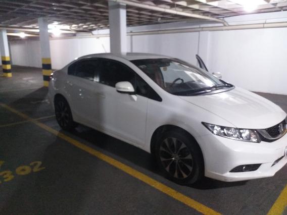 Civic Lxr 2.0 2016 Branco