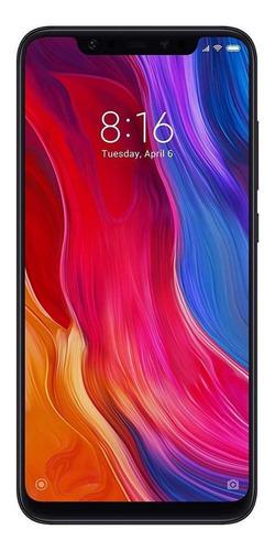 Xiaomi Mi 8 Dual SIM 64 GB Preto 6 GB RAM