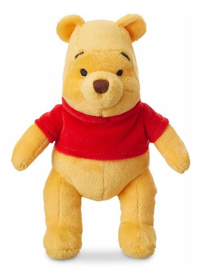 Pelúcia Pooh Disney Original 16cm