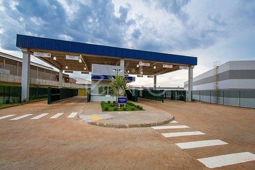 Galpão Para Aluguel Em Parque Cidade Campinas - Ga007446