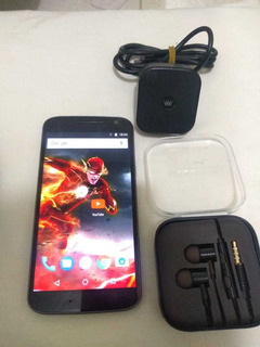 Motorola Moto G4-hdtv + Carregador Turbo + Fones Importados