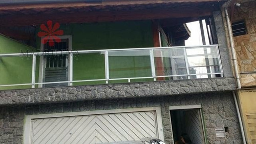 Imagem 1 de 14 de Casa Sobrado Para Venda, 3 Dormitório(s) - 727