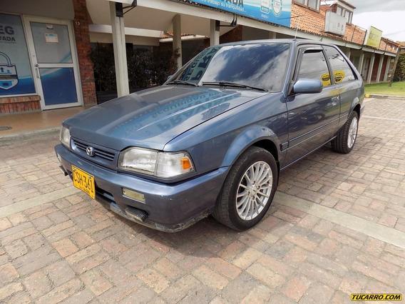 Mazda 323 323 Hei Coupe 1.3cc Mt Sa