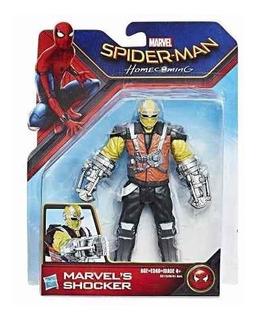 Muñeco Spiderman Hombre Araña Marvel