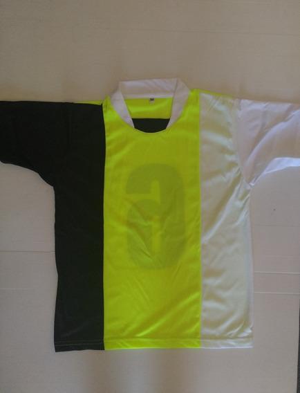 Juego 14 Camisetas Para Niños/adultos Set Deportivas Fútbol