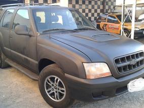 Chevrolet Blazer 2002 Advanced 2.4 4p
