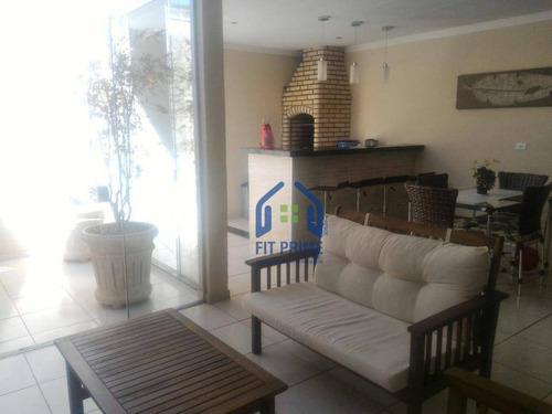 Casa Residencial À Venda, Parque Da Liberdade, São José Do Rio Preto - Ca1841. - Ca1841