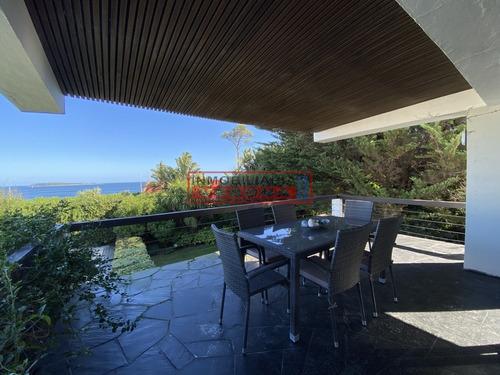 Casa En La Mansa Con Vista Al Mar- Ref: 6927