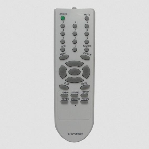 Control Remoto Tv Lg 6710v00090h Lcd, Led Y Plasma