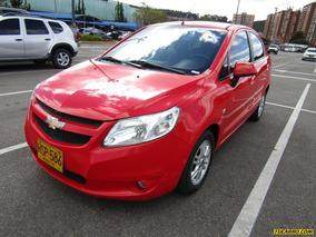 Chevrolet Sail Ltz Sd 1400cc Mt Aa