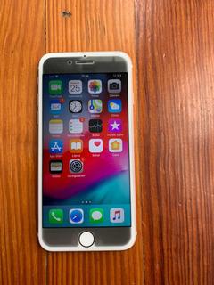 iPhone 7 Gold Rosa 256 Gb C/protección Anti Espía Como Nuevo