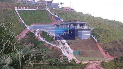 Chácara Com 3 Dormitórios À Venda, 1400 M² Por R$ 580.000,00 - Paraíso De Igaratá - Igaratá/sp - Ch0011