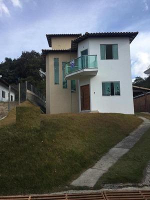 Excelente Casa Em Condomínio 03 Quartos 01 Suíte 04 Vagas! - Pc21226