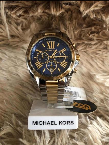 Relógio Mk5976 Original, Importado, Frete Grátis C/ Caixa