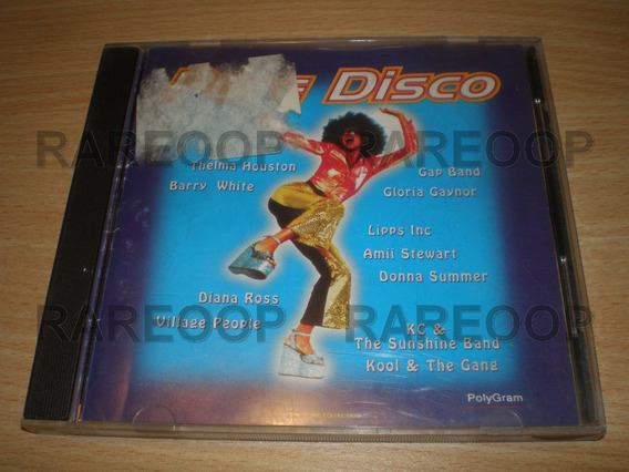Pure Disco Vol 1 (cd) Abba Village People Barry White A2 2