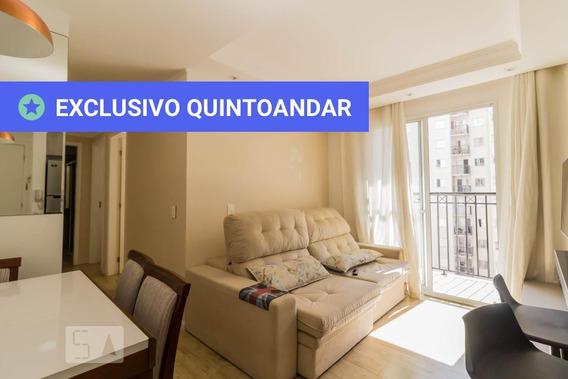 Apartamento No 9º Andar Mobiliado Com 2 Dormitórios E 1 Garagem - Id: 892960028 - 260028