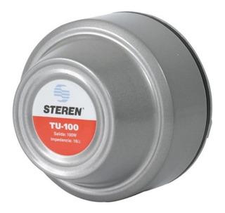 Unidad 100w Trompeta Rosca Estándar Audio Steren