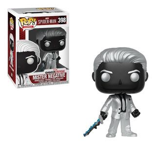 Funko Pop Mister Negative 398 Marvel Spider-man Original