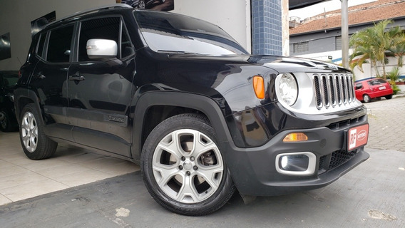 Jeep Renegade 2017 1.8 Limited Flex Aut. 5p