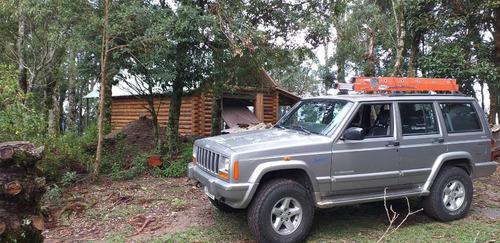 Jeep Cherokee 2.5 Turbo Diesel