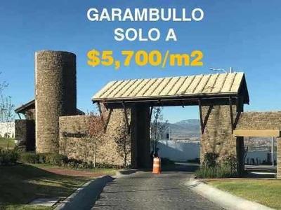 Garambullo A Solo $5,700 M2