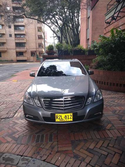 Mercedes Benz Clase E 250 Nuevecito