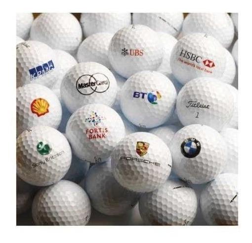 Pelotas De Golf Usadas Variedad De Alta Gama 30 Unidades