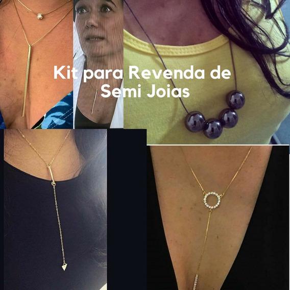 Kit De Colares Gravatinha No Atacado Para Revenda