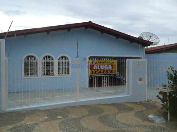 Casa Para Aluguel Em Jardim Madalena - Ca275432