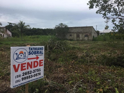 Terreno Em Praia Para Venda Em Saquarema, Barra Nova - 290