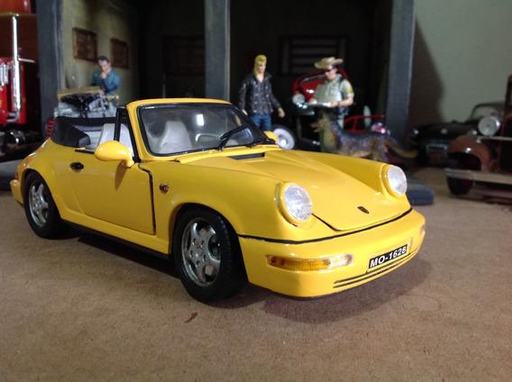 Miniatura Anson 1/18 Porsche 911 Carrera 4 Cabriolet - Linda