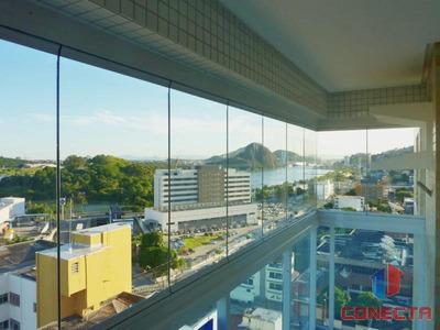 Apartamento Para Venda Em Vitória, Bento Ferreira, 3 Dormitórios, 1 Suíte, 3 Banheiros, 2 Vagas - 70174