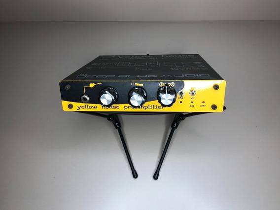 Pré-amplificador Yellow House Deep Blue