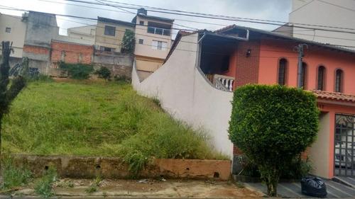 Imagem 1 de 1 de Terreno À Venda, 275 M² Por R$ 490.000,00 - Parque Espacial - São Bernardo Do Campo/sp - Te4132