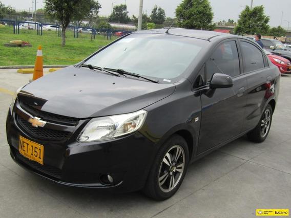 Chevrolet Sail Ltz Mt 1.4