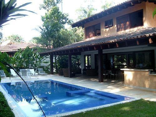 Casa Residencial Para Venda, Iporanga, Guarujá - Ca0230. - Ca0230