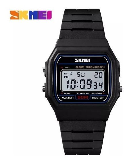 Relógio Infantil Skmei 1412 Tipo Cássio