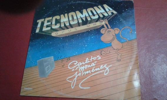 Carlitos La Mona Jimenez- Tecnomona Opus Uno (vinilo-lp)