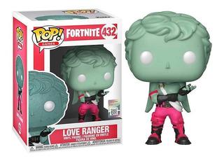 Funko Pop Fortnite Love Ranger 432 - Minijuegos