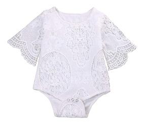 Lindo Macacão (body) + Renda -bebês