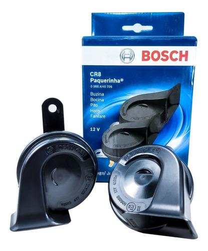 Pitos O Bocinas Caracol Bosch 12v Juego (2) Sin Relay