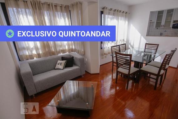 Apartamento No 3º Andar Mobiliado Com 1 Dormitório E 1 Garagem - Id: 892969502 - 269502