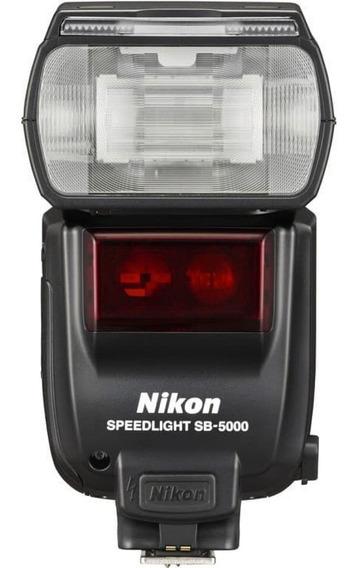 Flash Speedlight Nikon Sb-5000 Garantia Seminovo Speedlite