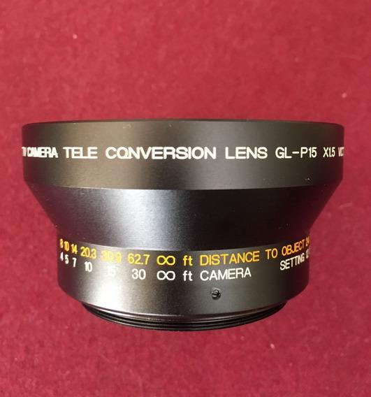 Lente Jvc Tele Conversion Gl-p15u