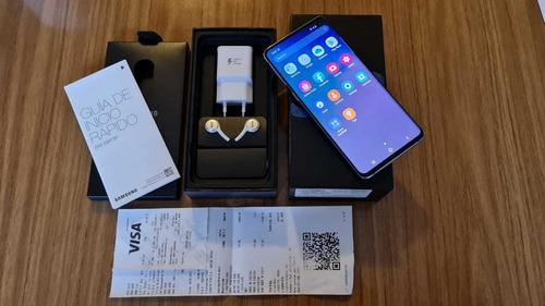 Celular Samsung Galaxy S10 128 Gb 8 Gb Ram Azul Oportunidad