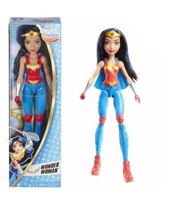Boneca Dc Super Hero Girls - Wonder Woman - Mulher Maravilha