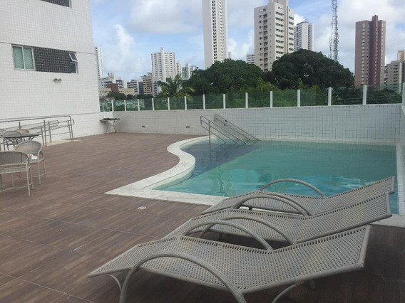 Apartamento Em Torre, Recife/pe De 63m² 3 Quartos À Venda Por R$ 375.000,00 - Ap372599