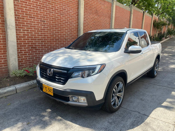 Honda Ridgeline 4x4 At 2017