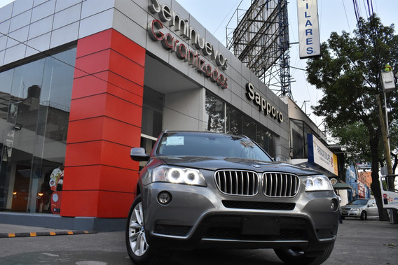 Bmw X3 3.0 Xdrive35ia Top At 2014