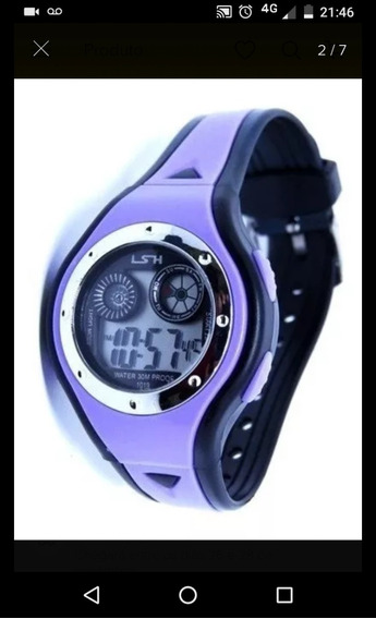 Relógio Lsh